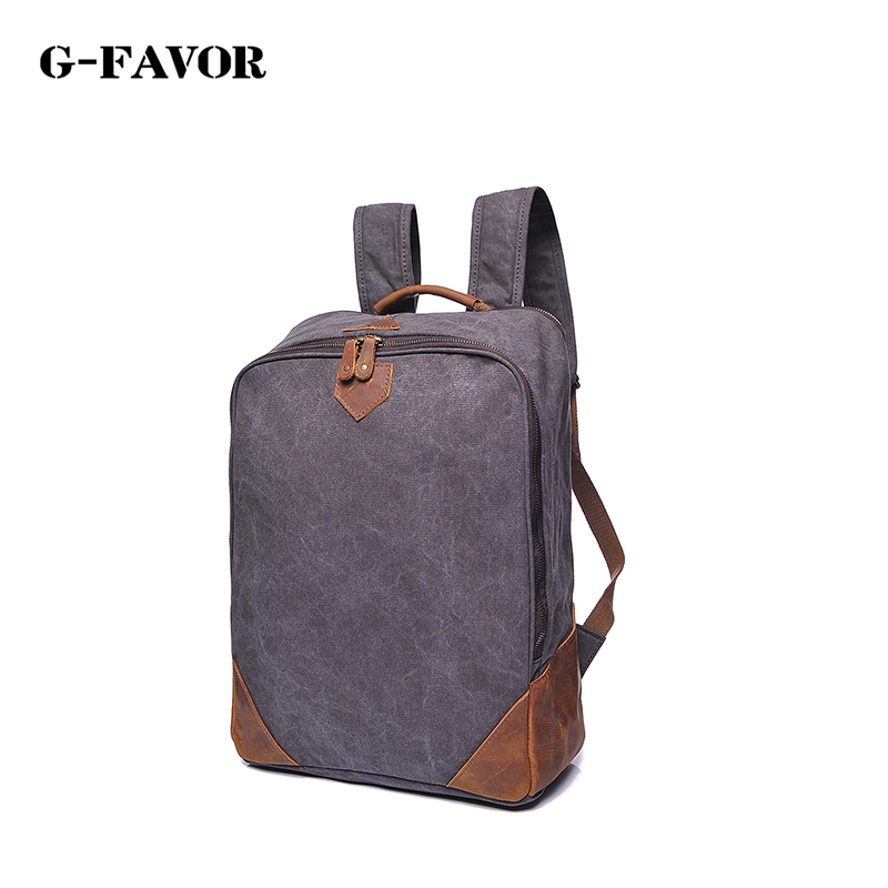 2017 Men women Canvas Backpack College Student School Backpack Bags for Teenagers Vintage Mochila Casual Rucksack Travel Daypack цены онлайн