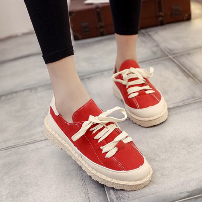 Autumn new trend wild casual shoes comfortable student shoes 1
