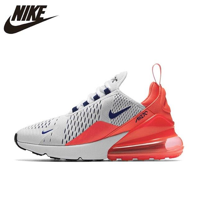 Nike Air Max 270 180 corriendo Zapatos de deporte al aire libre zapatillas de deporte cómodos transpirable para las mujeres AH6789-101 36-39 tamaño EUR