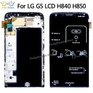 """Image 1 - 5.3 """"mới cho LG G5 LCD H850 H840 RS988 có Khung Replacment cho LG G5 SE MÀN HÌNH Hiển Thị LCD màn Hình cảm ứng H830 H860"""