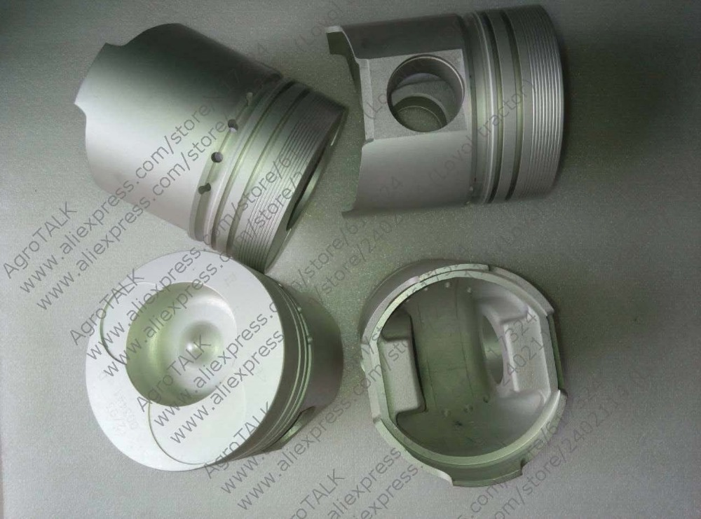 цена на Quanchai QC4102T52 parts, the set of piston and piston rings, part number: 4102QA-03001