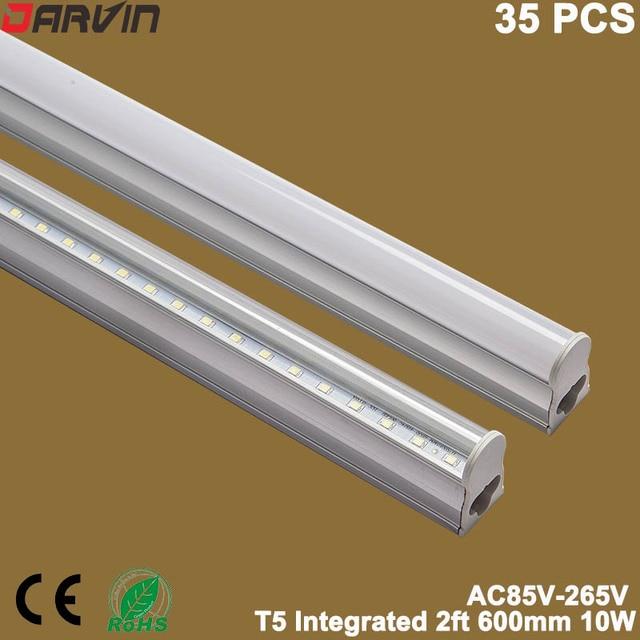 Led Buis T5 2 voeten 600mm 10 W Led verlichting Lamp Geïntegreerde ...