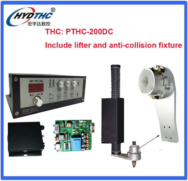 Stand Alone Arc Torch Height Controller Thc Pthc 200dc For