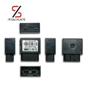 Image 2 - Plug Play OBDII OBD2 OBD 16 พิน Auto Car GPS Tracker Locator Web รถ Fleet Management ระบบ IOS & android APP