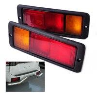 New 1 Pair Left Right Rear Tail Light Lamp MB124963 MB124964 214 1946L UE 214 1946R