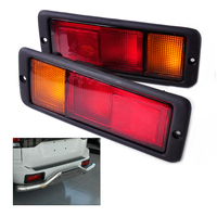 New 1 Pair Left Right Rear Tail Light Lamp MB124963 MB124964 214 1946L UE 214 1946R