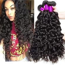 Jaycee Peruvian Water Wave Bundles Deals 100% Human Hair Weave