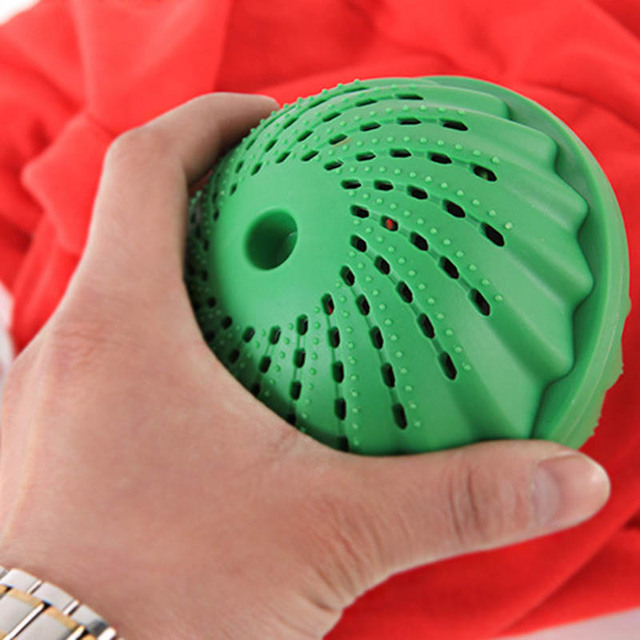 Laundry Ball Magnetic Washing Ball Eco laundry wash ball Natural Washing No Detergent No Chemicals As Seen On TV
