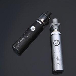 Image 5 - Оригинальный мини вейп комплект электронной сигареты ZZtech X, испаритель 650 мА/ч, боксмод емкостью 3,0 мл, 510 нитей, большой курения вейп ручка