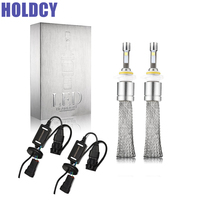 HoldCY HB3 9005 LED Car Headlight Blub 80W 9600LM 6000K CREE Chip Auto Head Lamp Car