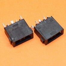 ChengHaoRan 1 pcs New DC Power Jack sem cabo Para Lenovo Flexionar 2 14 2 15 2 15D 2 14D F14B