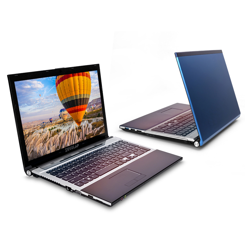 15.6inch Intel I7 4GB RAM 512GB SSD 1TB HDD 1920x1080P WIFI Bluetooth DVD Rom Dual Core Windows 10 Notebook PC Computer Laptop