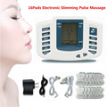 Electronic Stimulator Body Slimming Pulse Massage for Muscle Relax Pain Relief Tens Acupuncture Therapy Machine with 16 Pads