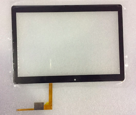 New For 10.1 Tablet HSCTP-825-10.1-V1 Capacitive touch screen panel Digitizer Glass Sensor replacement Free Shipping
