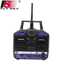 Flysky FS-T4B 2.4G 4CH Radio Control RC Transmitter + FS R6B Receiver