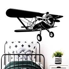 Diy plane Home Decor Modern Acrylic Decoration Kids Room Nature Wall