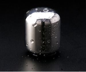 Image 3 - 新しい youpin サークル喜びアイスキューブ再利用可能な 304 ステンレス鋼洗える冷却クールアイスモールド用ワインコルクフルーツジュース