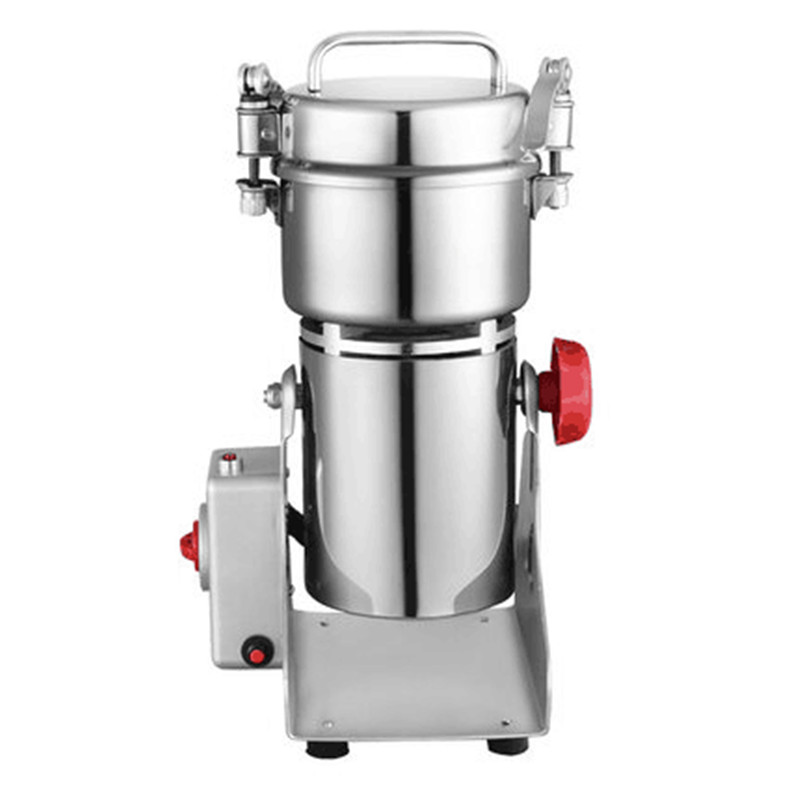 220V Household 300g Electric Coffee Grinder Herb Medicine Coffee Dry Crushing Machine Multifunctional Powder Miller Machine