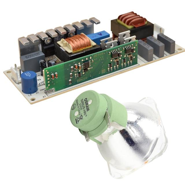 7R 230W מתכת הליד מנורת נע קרן מנורת עם נטל 230 קרן 230 סיריוס HRI230W עבור os ram