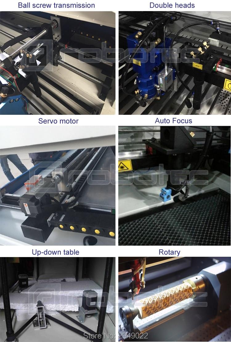 metal laser options