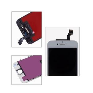 Image 2 - 20 ピース/ロットグレード A + + + デッドピクセルの Lcd iphone 6 Lcd スクリーンディスプレイデジタイザー交換 & 送料無料 dhl 経由