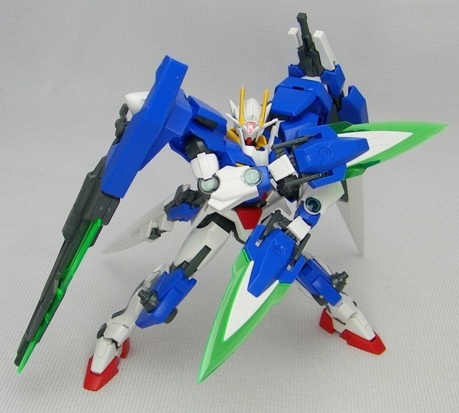 HG 1 144 00 61 00 Gundam Seven Sword Celestial Being Assembled gundam model Robot gunpla