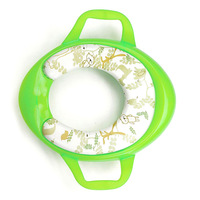 2019 New Trainer WC Assistant Baby Potties Soft Toilet Training Seat Children With Handle Potty Toilet Pad