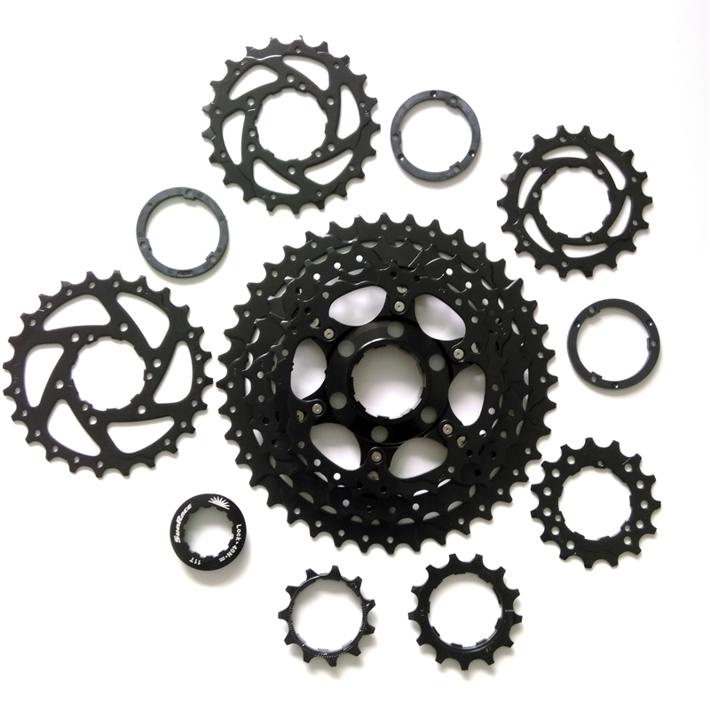unRace 9 Speed 9s 40T 36T 32T MTB Mountain Bike Cassette Freewheel Bicycle Flywheel 11-40T 11-36T 11-32T CSM990 High Quality