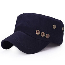 2017 New Fashion Brand Rivet Baseball Cap South Korean Version Snapback 100% Cotton Hats For Women And Men Caps 5 Colors