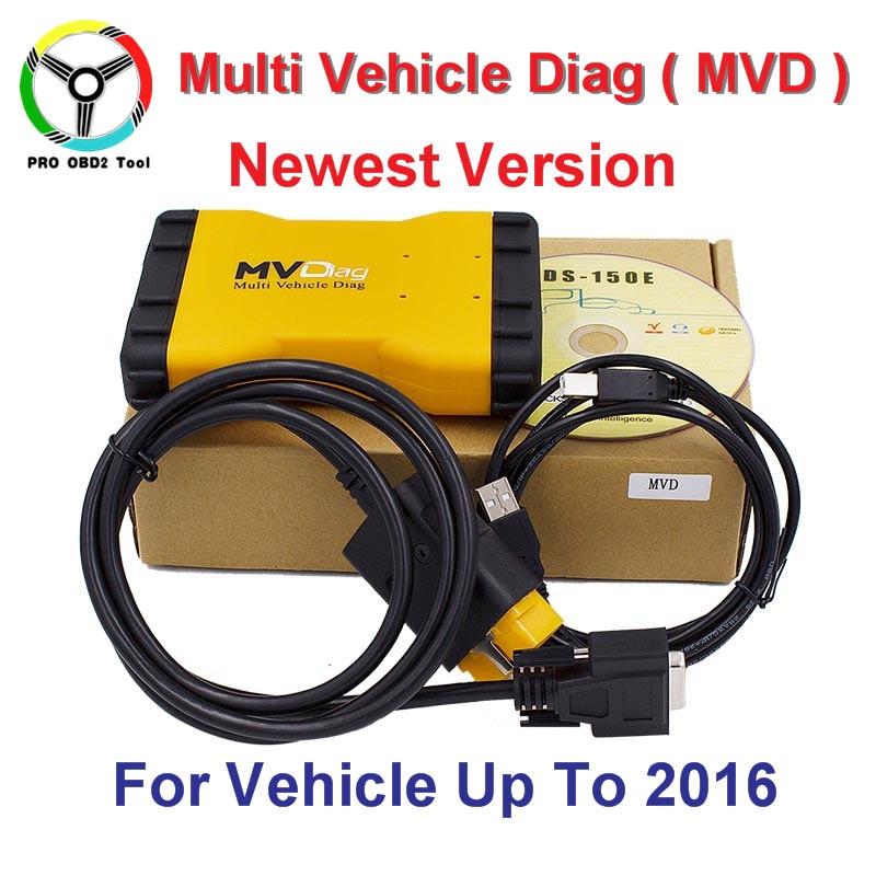 MVD With Bluetooth 2015. R1 Multi Vehicle Diag MVDIAG multidiag WOW VD TCS CDP PRO plus Auto Scanner for cars trucks Free Ship оборудование для диагностики авто и мото by cds update multi di g j2534 multi diag v02 actia j2534 multi diag j2534 multi diag acess