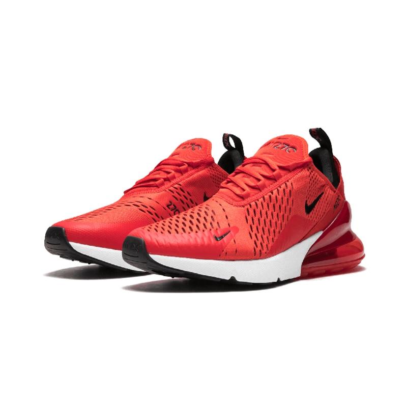 Nike Air Max 270 Hommes chaussures de course en plein Air de Sport Respirant à lacets Durable chaussures de jogging Marche Designer Athletic AH8050 - 3