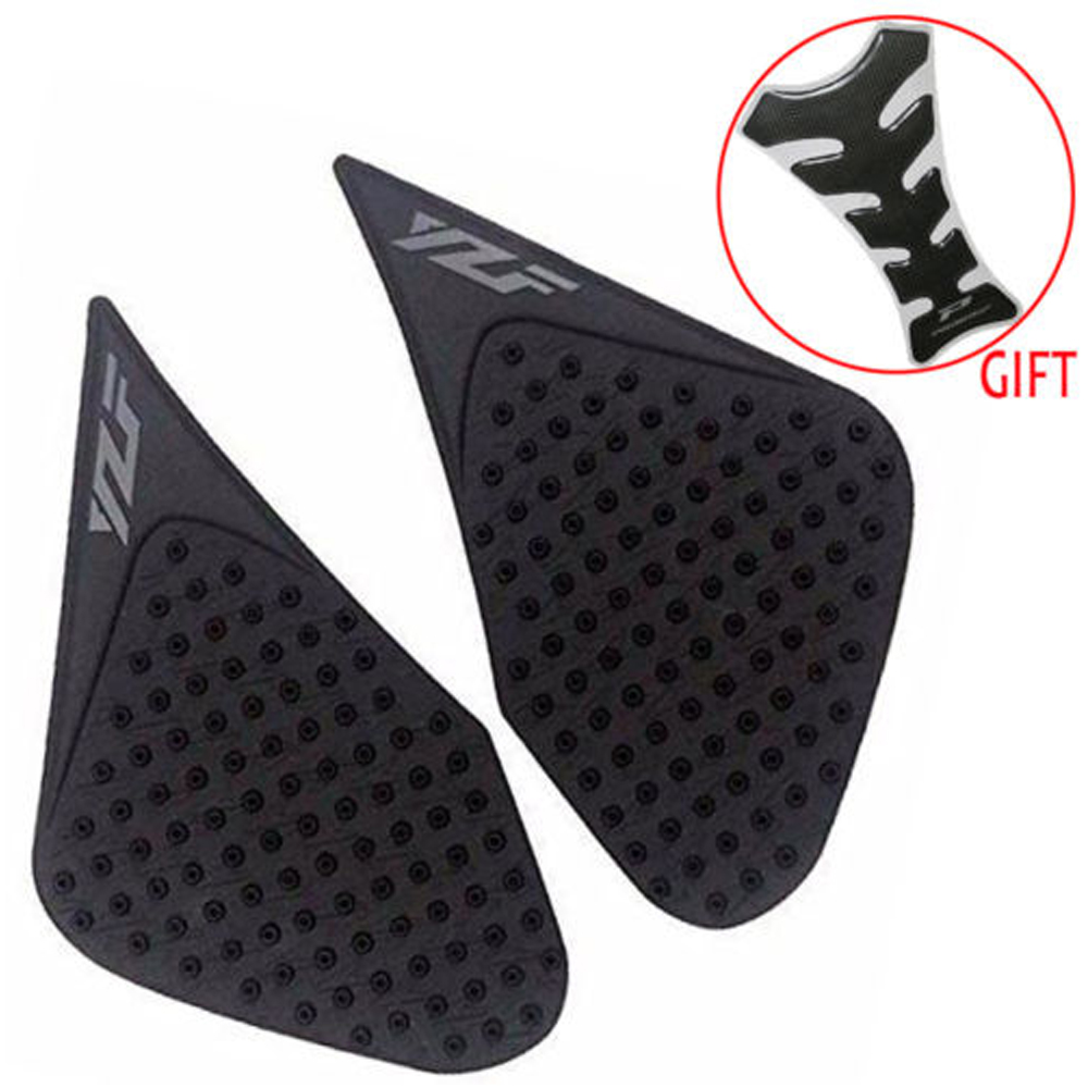 Knight For Yamaha R3 2014 2015 2016 YZF-R3 Motorcycle Anti slip Tank Pad 3M Side Gas Knee Grip Traction Pads Protector Stickers 2017 new knight protection gxt flip up motorcycle helmet g902 undrape face motorbike helmets made of abs and anti fogging lens