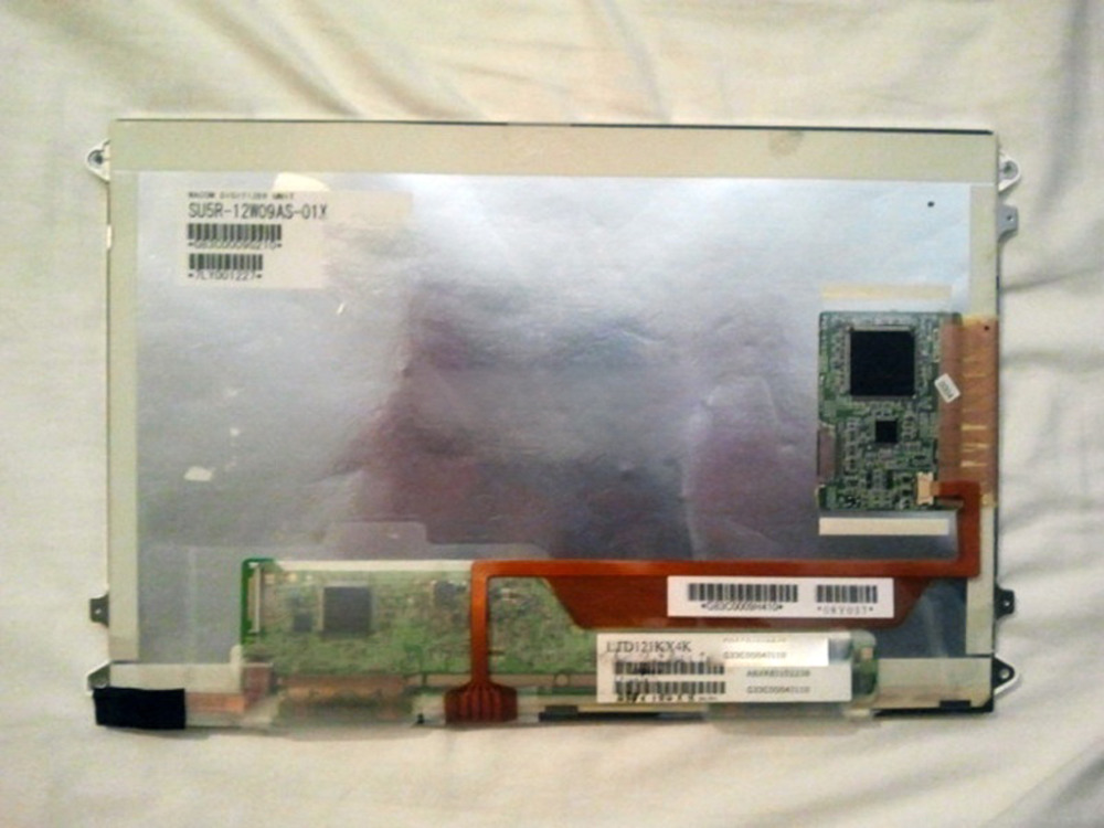 Quying 12.1 inch laptop lcd screen LTD121KX4K 1280x800 new FOR TOSHIBA NOTBOOK quying laptop lcd screen b141ew05 v3 lp141wx5 tln1 ltn141at12 with buckle for dell e5400 e5500 e6400 notbook