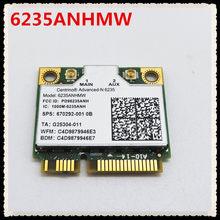 Беспроводная сетевая карта для Intel Centrino Advanced-N 6235 6235n 6235ANHMW 802,11 abgn 300 Мбит/с Bluetooth4.0 BT4.0 WiFi