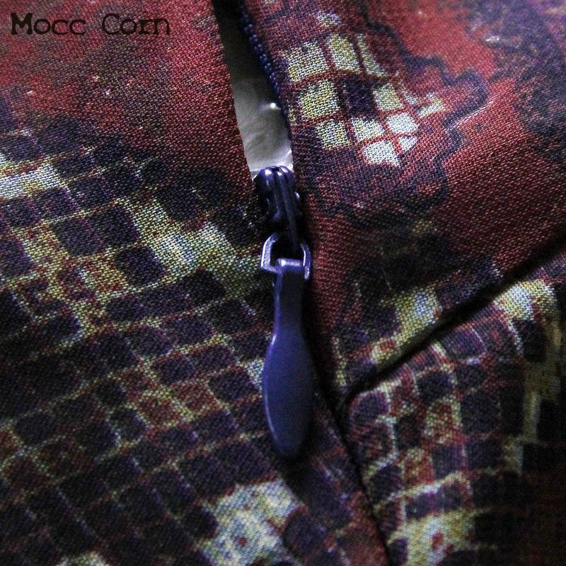 Vintage En Bohème Flare Robe cou Multi Été Mousseline De Soie Plissée Imprimé O Patchwork Ruches Femmes Évider Robes Court Manches Mini OvN8mn0w