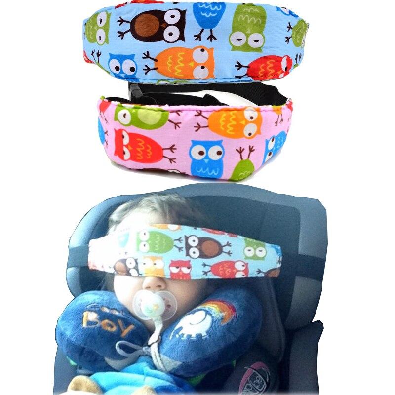 buy bohs baby owl adjustable car safety seat sleep positioner head support pram. Black Bedroom Furniture Sets. Home Design Ideas