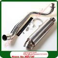 monkey bike Stainless steel Exhaust System Monkey Bike Exhaust muffler Monkey Bike spare parts