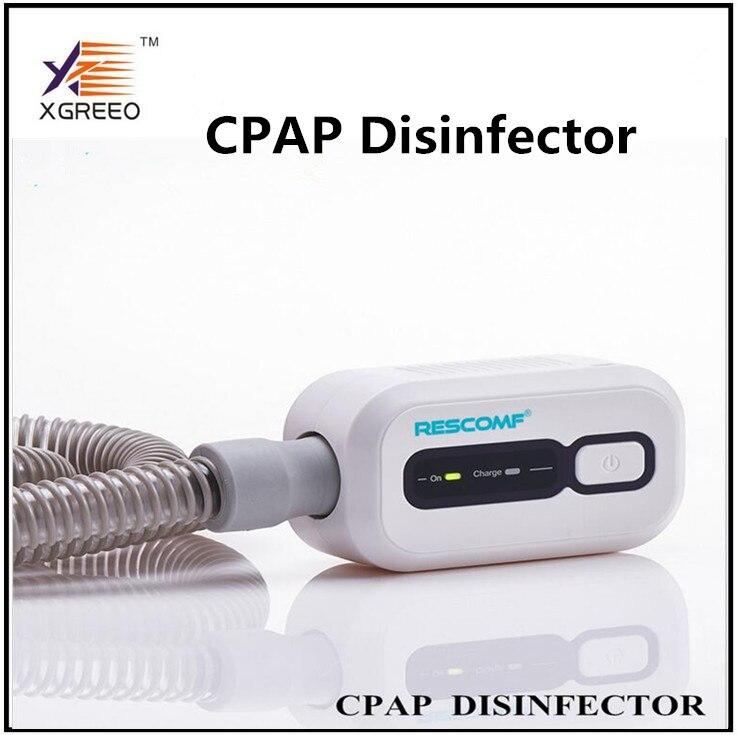 XGREEO CPAP ventilateur désinfection professionnel désinfection à l'ozone machine l'apnée du sommeil