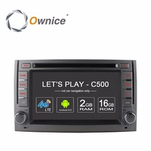 4G SIM car Android DVD font b Multimedia b font player GPS Navigation for Hyundai H1