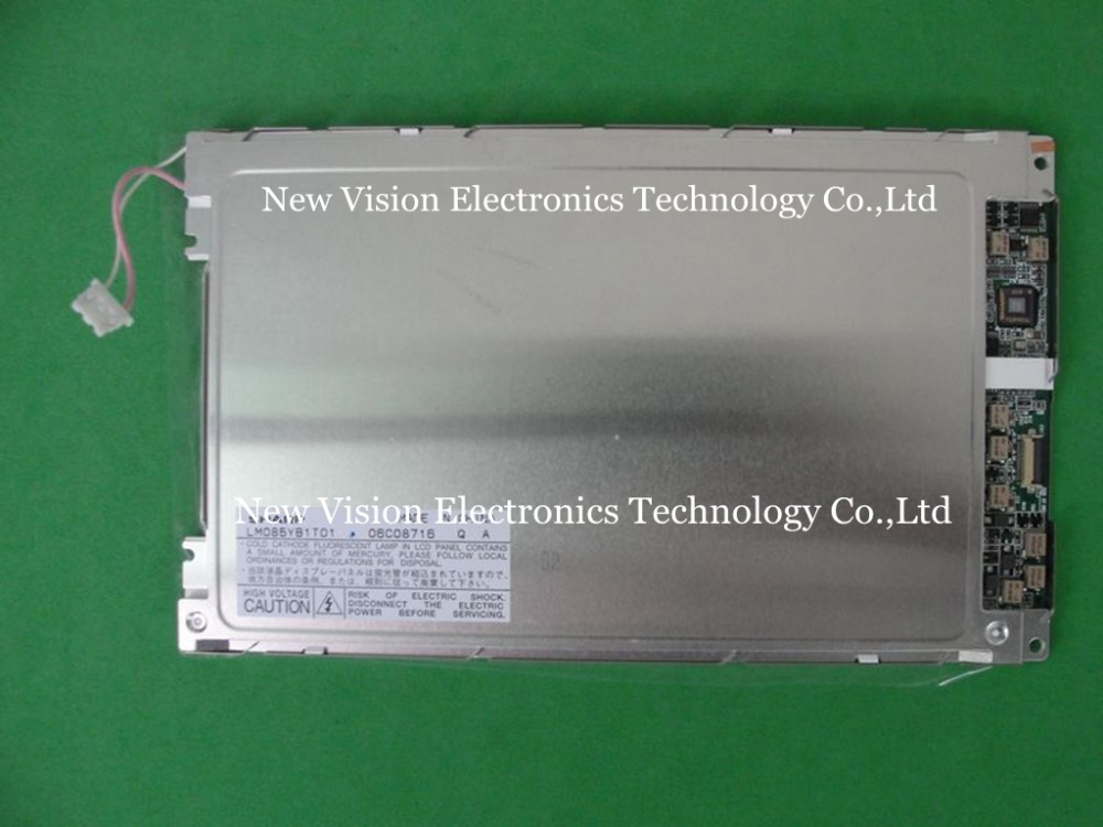 Original LM085YB1T01 8 5 inch TFT LCD Screen Panel for Industrial Machine 800 600 SVGA Display
