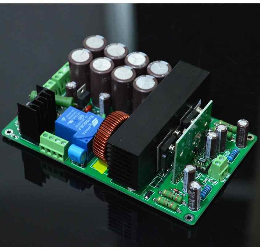 HIFI Высокая Мощность IRS2092 + IRFB4227 класса D моно цифровой усилитель доска 1000 Вт этап усилители доска B5-006