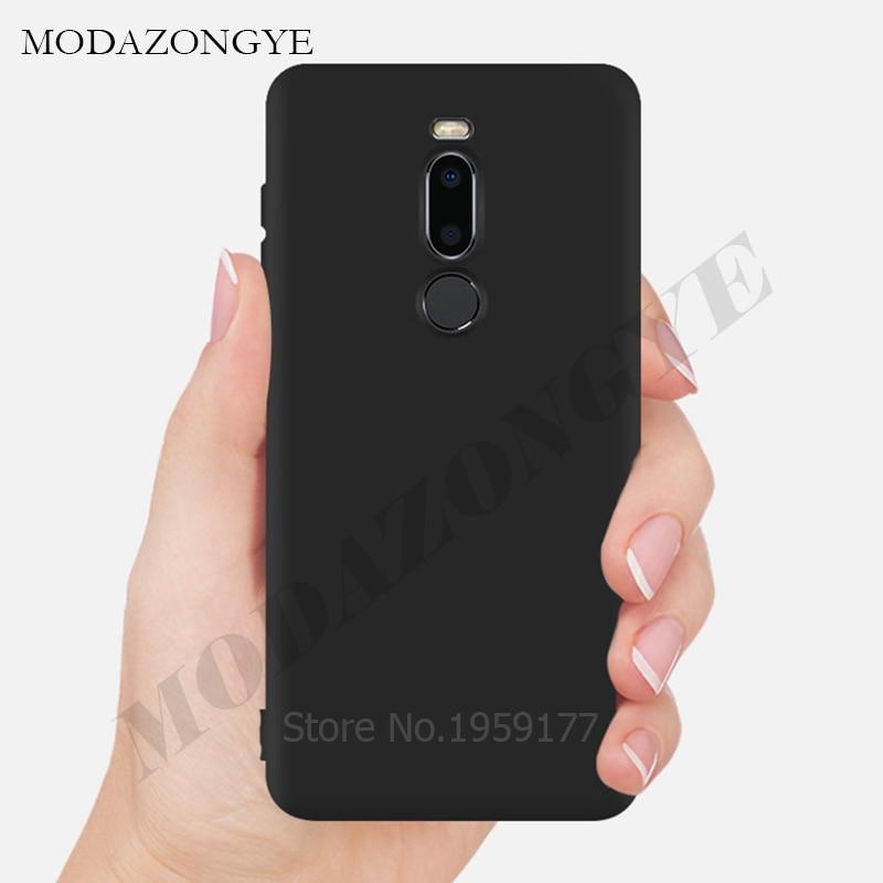 For Meizu M8 Case Meizu M8 Case Soft Silicone Back Cover Phone Case For Meizu M8 M 8 Lite MeizuM8 M8Lite 5.7 inch