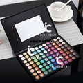Fashion Makeup Eyeshadow Palette Pearl Matte Eye Shadow Nude Look Party Cosmetic
