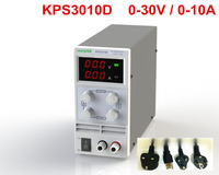 110V 220V Switchable KPS3010D Adjustable High Precision Double LED Display Switch DC Power Supply Protection Function