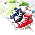 Yeeshow Marca Niños Zapatos de Lona Niños Niñas Unisex Zapatillas de Lona Suave de Los Niños Zapatos de Deporte Clásica Estudiante Calzado EU25-37