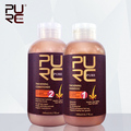 PURC thickening hair shampoo and hair conditioner for hair loss prevents premature hair loss and thinning hair for men and women