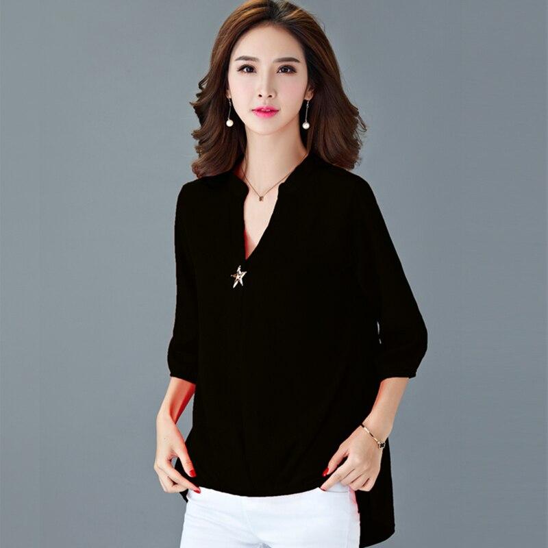 New Tops Blusas Femininas 2016 Summer Long Shirt Plus Size