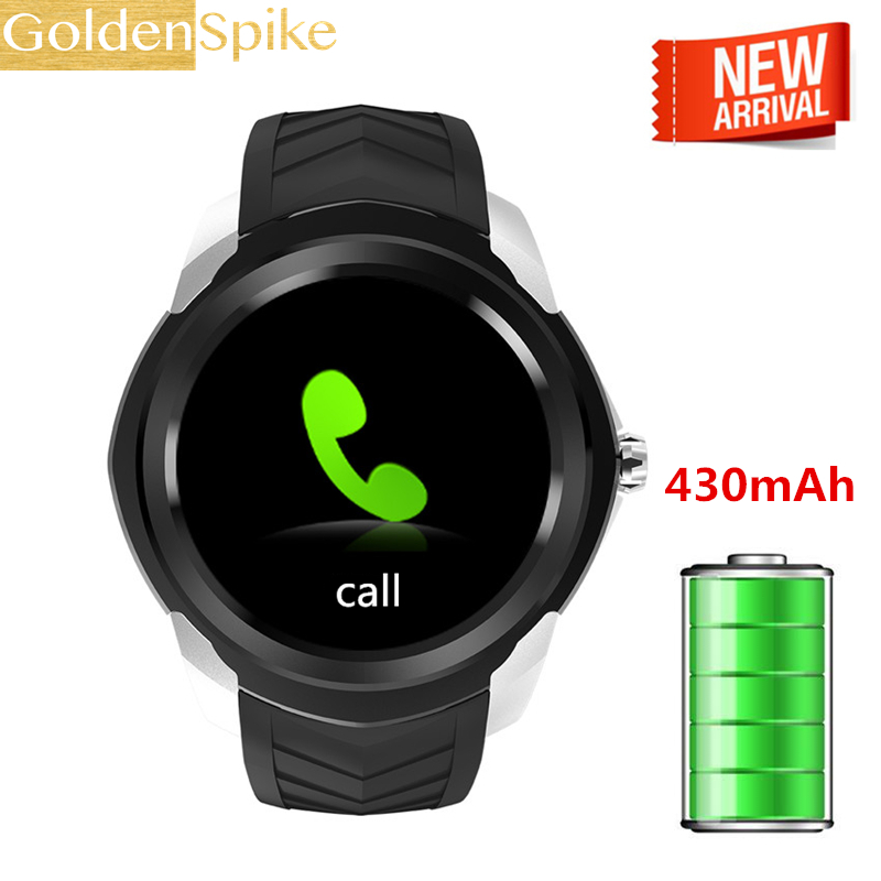 D16 PK KW99 I6 Smart Watch Android 5.1 OS MTK6580 Bluetooth 4.0 3G WIFI GPS ROM 8GB RAM 512 MB Heart Rate Monitoring Smartwatch
