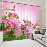 Photo Print stereoscopic 3d Curtains Terri printed nylon curtain 3d Photo printing fabrics