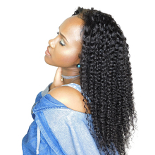 Kinky Curly Wig Pre Plucked Full Lace Human Hair Wigs For Black Women Brazilian Remy Human